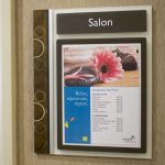 branding signage senior living - AROH Incorporated