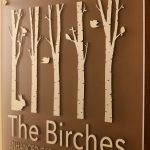 Resident room signs - AROH Incorporated